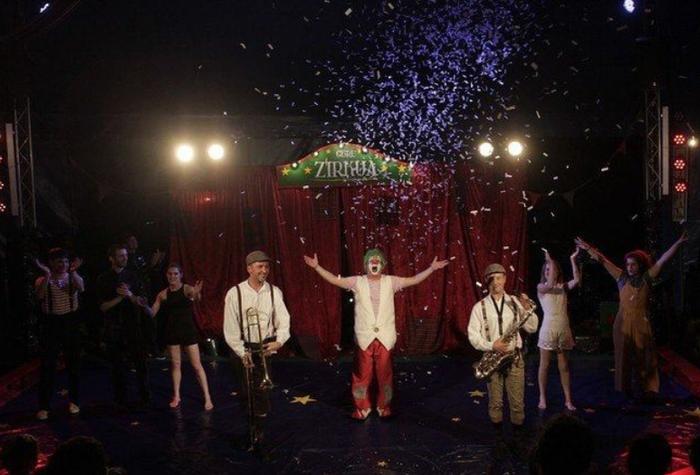 Agortuta daude 'Gure Zirkua'-k Elgetan egitekoak dituen bost emanaldietarako sarrerak