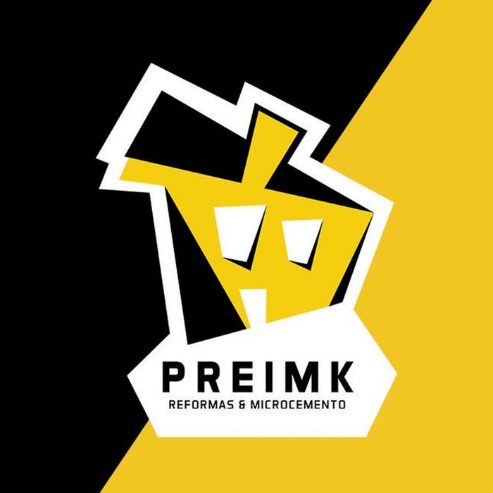 PREIMK REFORMAS logotipoa