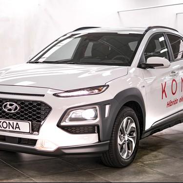 Hyundai kona: hibrido elektrikoa
