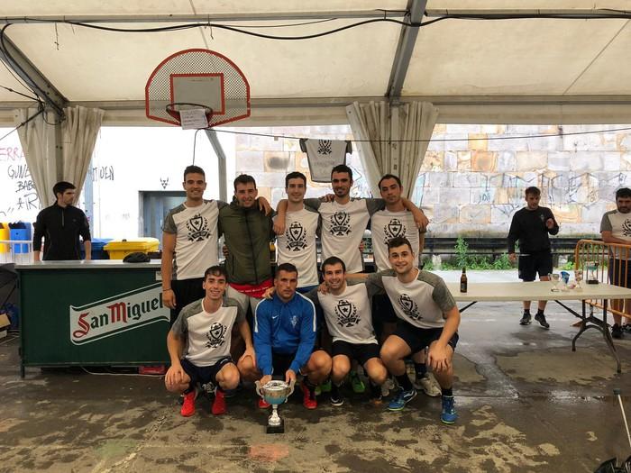 Rokos Team garaile Semicup txapelketan