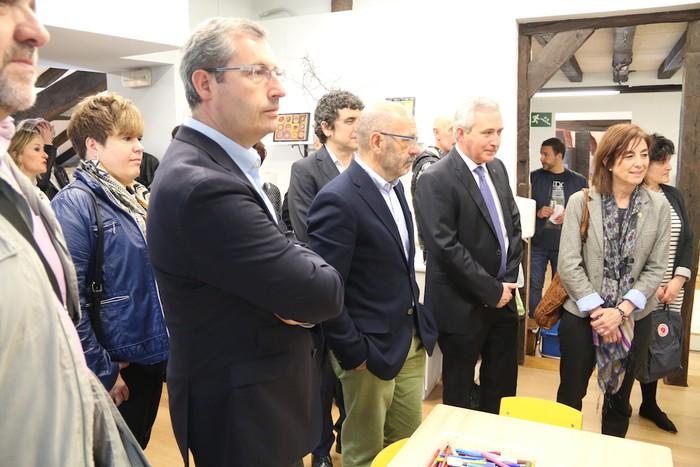 Arizmendik Jose Arana gunea inauguratu du - 24