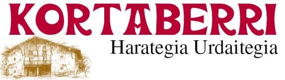 Kortaberri harategia logotipoa