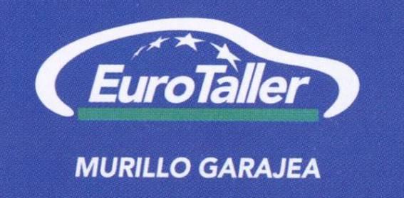 Murillo autoen garajea logotipoa