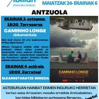 'Ibilian Ibilian' dinamikaren baitan dokumental emanaldia