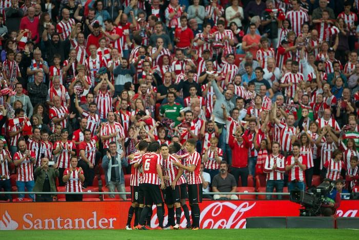 Athletic-Reala derbiko argazkiak - 28