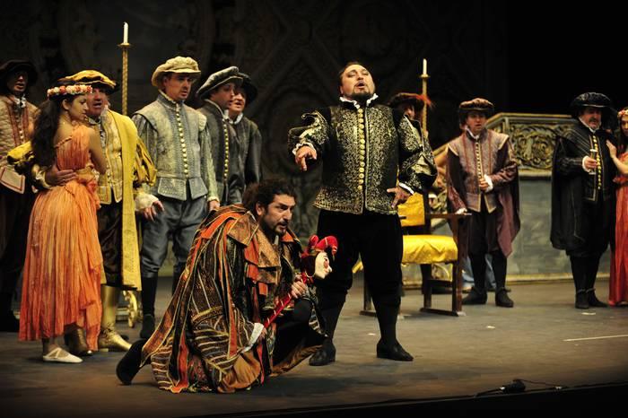 Salmenta oso ondo doan arren, oraindik badaude 'Rigoletto' operarako sarrerak