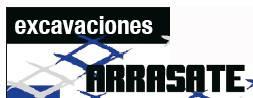 Excavaciones Arrasate eraikuntza enpresa logotipoa