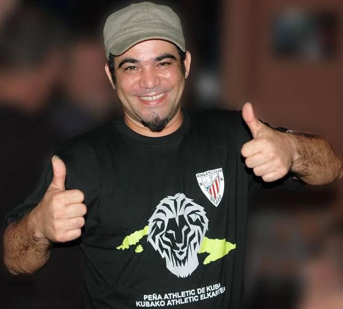 Ray Fernandez kubatarrak Gaztelekuan joko du otsailaren 28an