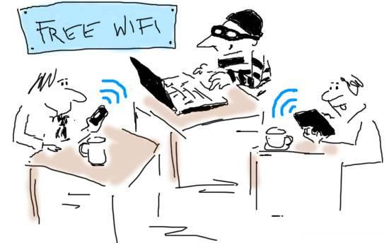 WiFi konexio publikoak: zerbitzua ala tranpa?