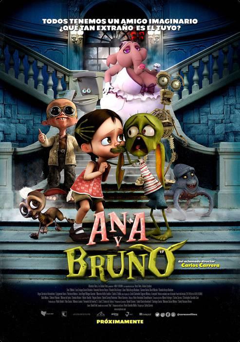 'Ana y Bruno' filma