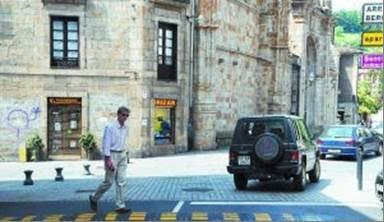 Herriko bi puntutan trafiko neurketak egin ditu Oñatiko Udalak