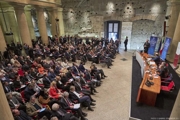 Europako Alderdi Demokratak bihar Bilbon egingo duen Kontseiluan izango dira Ortuzar eta Urkullu