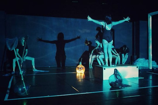 Alanbike teatro: 'Sal Marina'