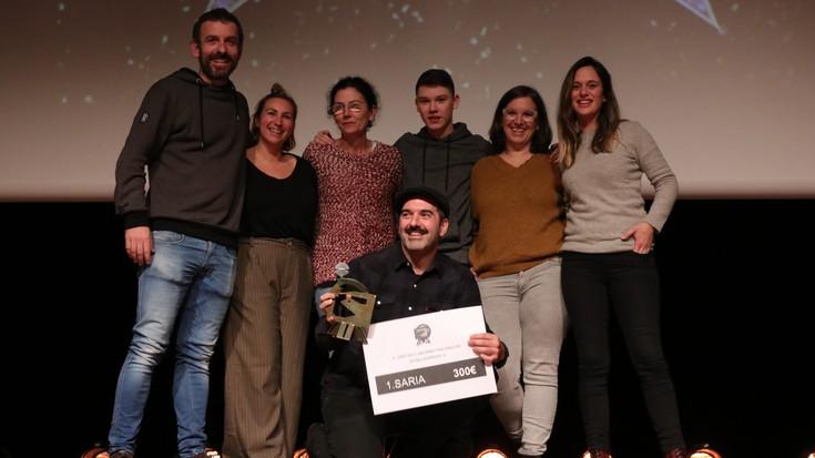 Delarrima taldeak irabazi du aurtengo Laburmetrai Rallya