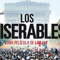 'Los miserables' filma, zineklubean