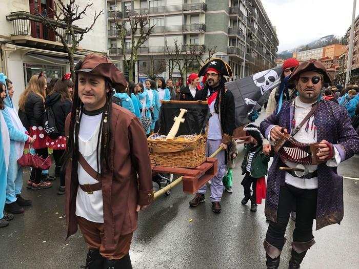 Aratusteetako desfilea Arrasaten - 100
