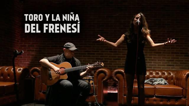 Toro y la Niña del Frenesi bikote akustikoa izango da zapatuan, Inkernu tabernan
