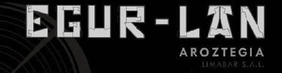 Egur-Lan arotzak logotipoa