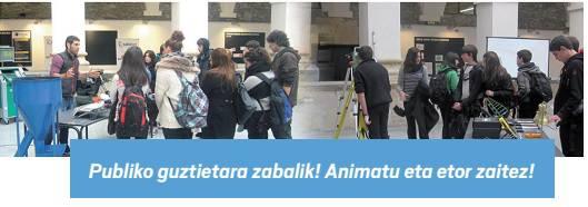 DEBAGOIENEKO LANBIDE HEZIKETAREN AZOKA GOIAZ!2015