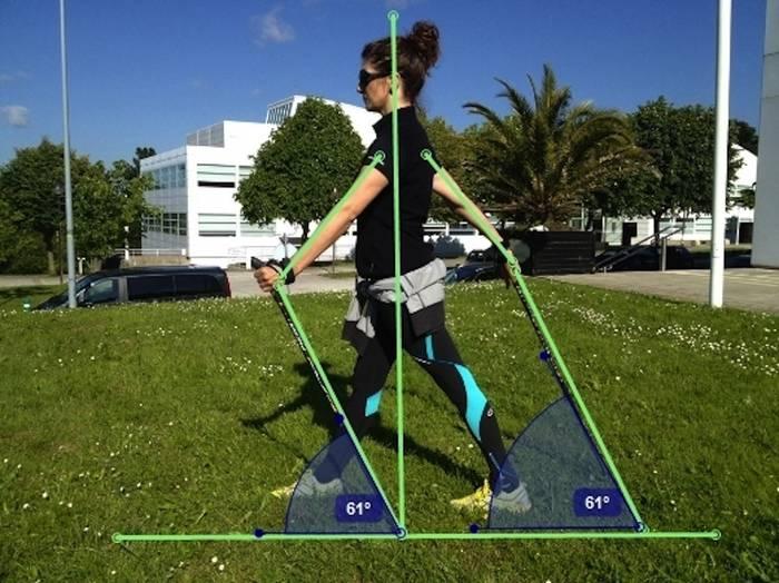 'Nordic walking' ikastarorako izen-ematea zabalik