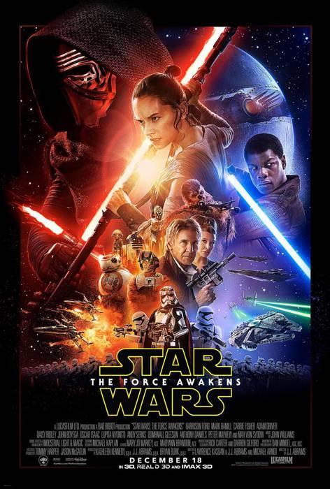 Zinema kalean: 'Star Wars: El despertar de la fuerza'