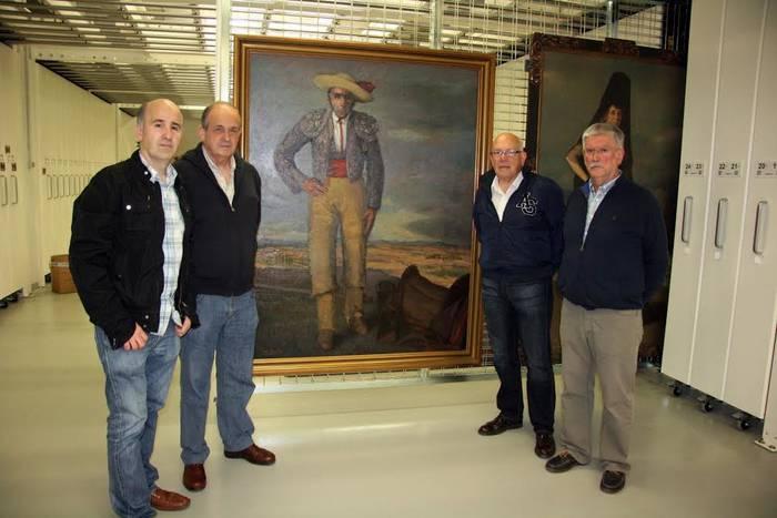 Arrietaren 'El Picador' aztergai da San Telmo museoan