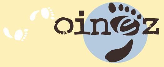Oinez podologia zentroa logotipoa