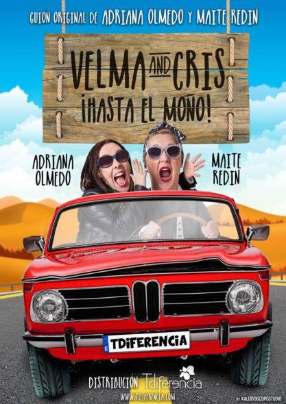 Antzerkia: 'Velma and Cris. Hasta el moño'