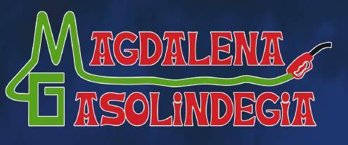 MAGDALENA GASOLINDEGIA logotipoa