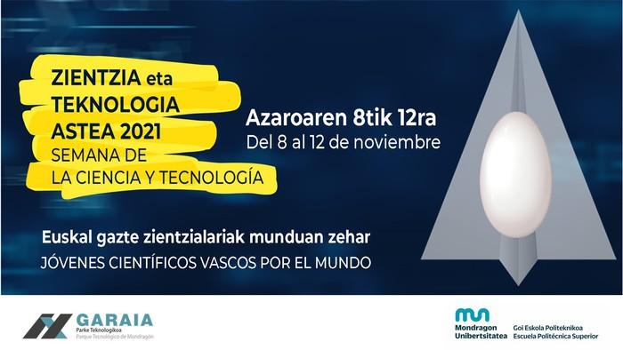 Zientzia eta Teknologia astea 2021