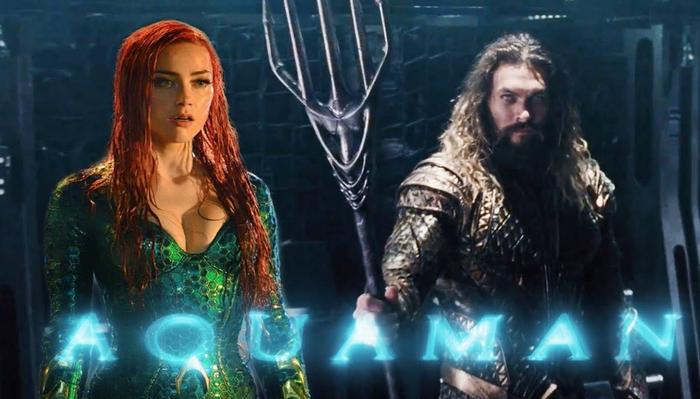 'Aquaman' filma