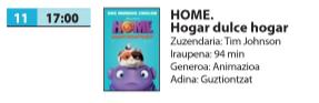 Zinema: 'Home. Hogar dulce hogar'