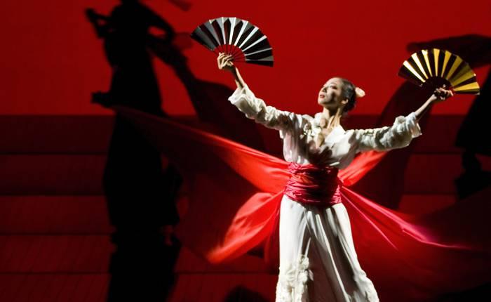 Pucciniren 'Madame Butterfly' opera Arrasateko Amaia Antzokian izango da
