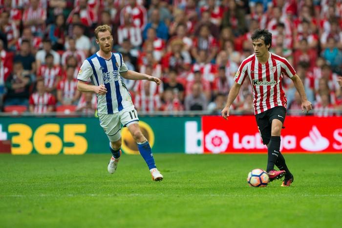 Athletic-Reala derbiko argazkiak - 18