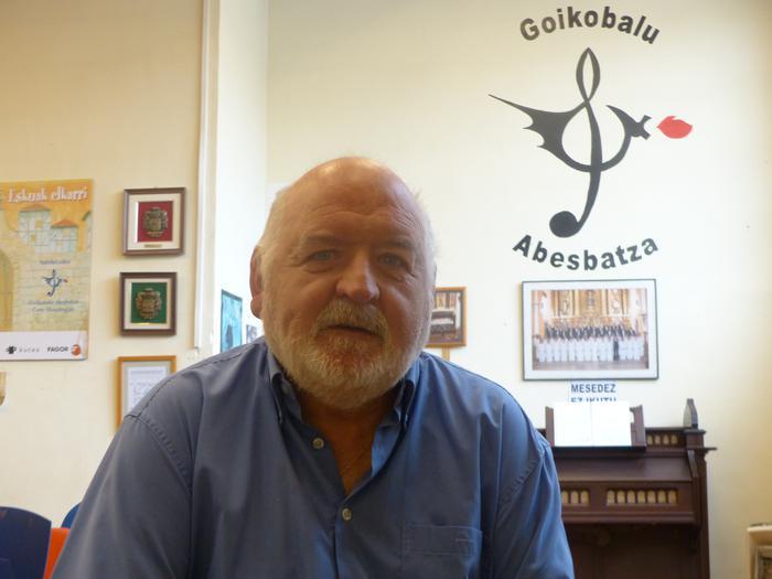 """""""Goikobalu Bartzelonara doan bigarren aldia izango da hau"""""""