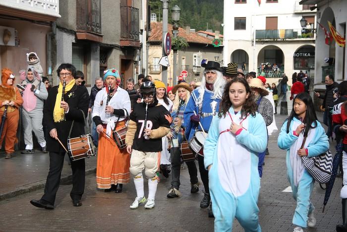 Inauterietako desfilea Aretxabaletan - 17
