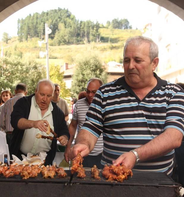 XVIII. Gastronomia eta Folklore Jaia