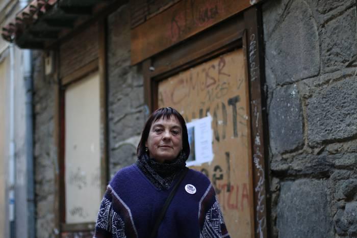 Sagra Lopez mugimendu feministako kidea zendu da