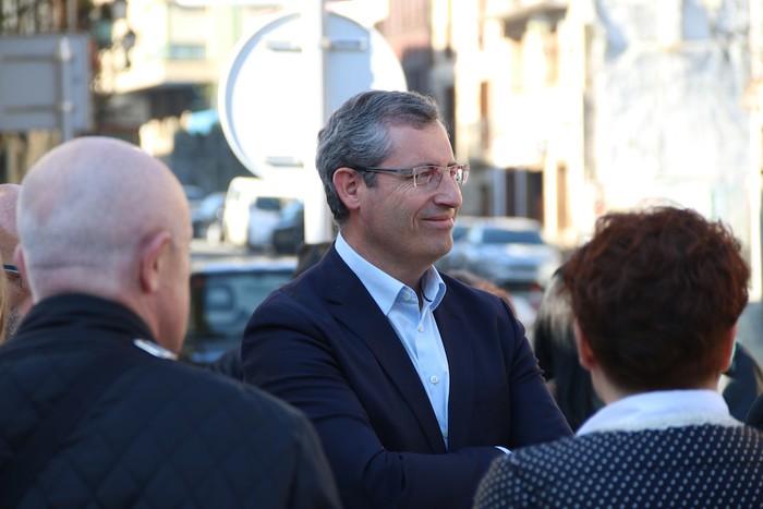 Arizmendik Jose Arana gunea inauguratu du - 2