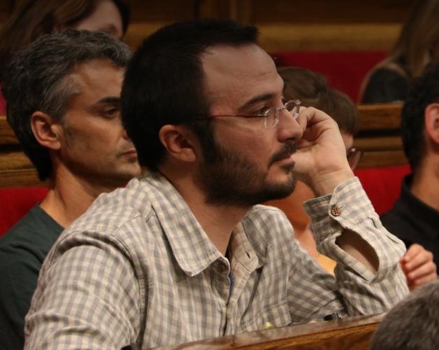 Albert Botran CUPeko kideak Kataluniari buruzko hitzaldia eskainiko du Arrasaten
