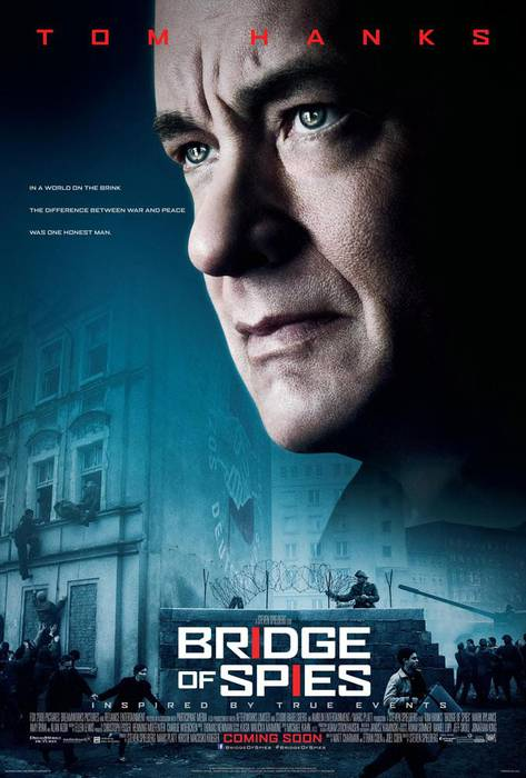 Zinema kalean: 'El puente de los espías'