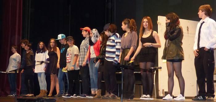 Eskola antzerki jardunaldiak hilaren 15ean hasiko dira Amaia antzokian, ikasleen saioekin
