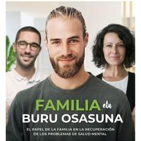 'Familia eta buru osasuna. Familiak errekuperazio-prozesuan duen papera' hitzaldia