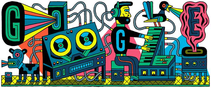 Musika sortu 'doodle' bidez