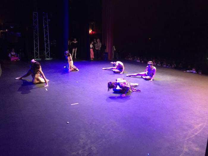 'Ballet' ikuskizunaz gozatzeko aukera Amaia antzokian