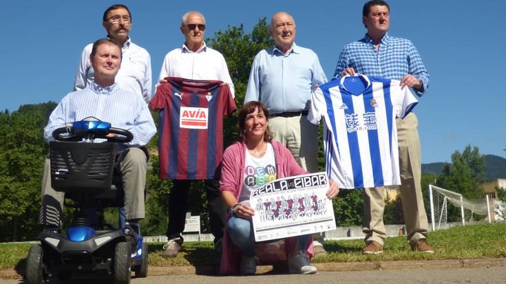 Reala eta Eibar abuztuaren 10ean, euskarak irabaziko duen partiduan