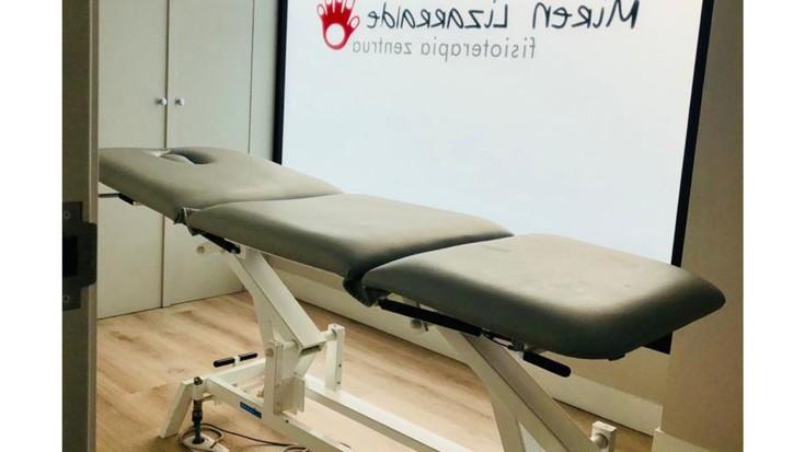 Miren Lizarralde fisioterapia zentroa