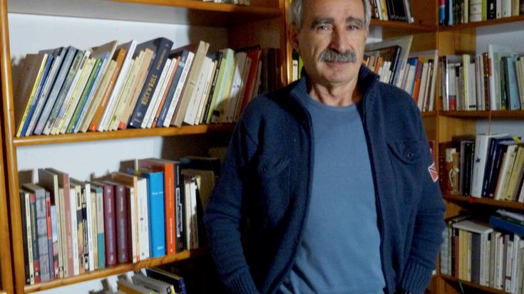 """Juan Martin Elexpuru: """"Euskararen osasuna neurtzeko termometro oso ona da hiketa"""""""
