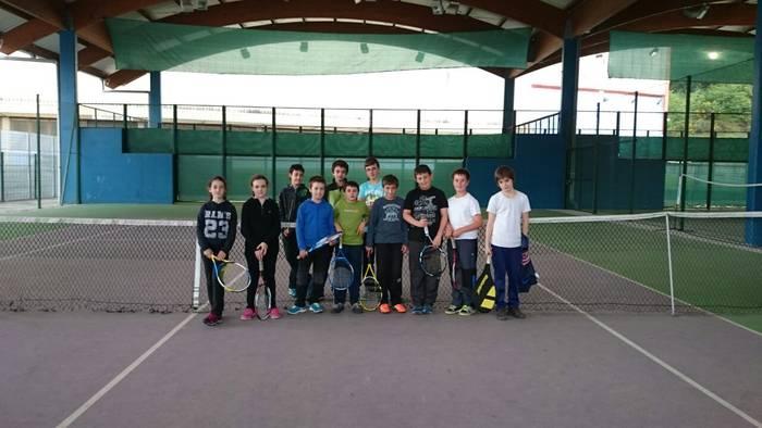 San Juanetako tenis txapelketa gertu dauka AKE Tenis taldeak
