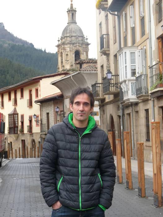 Xabier Villarreal izango da Irabaziren alkategaia